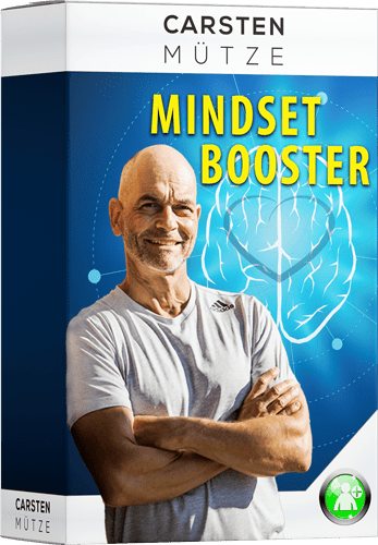 Carsten Mütze sein Angebot vom Mindset Booster.