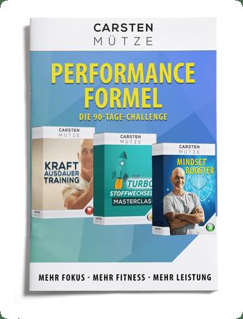 Performance Formel - MEHR FOCUS MEHR FITNESS MEHR LEISTUNG