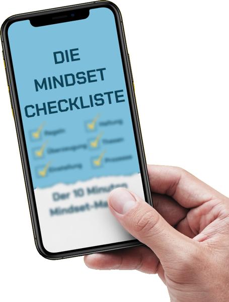 Carsten Mütze mindsetcheckliste smartphone